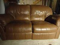 VERY GOOD CONDITION - DARK BROWN - FROM NON SMOKING