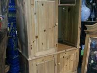American Made furniture in solid pine by top maker