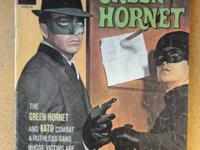Bruce Lee -- The Green Hornet Rare 1966 Comic Book -