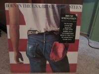 Bruce Springsteen- Born In The USA original 1984 sealed