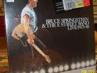 Bruce Springsteen 1975 - 1985 - 5 Record Set - LP Album