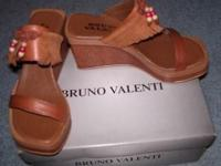 Bruno Valenti Mirabel slip-in shoes size 6 but should