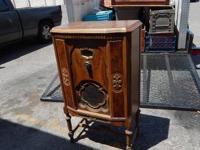 Brunswick Uni-select antique radio  model #15 Found in