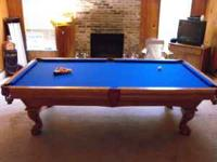 Heritage By Brunswick Pool Table Lakeland For Sale In