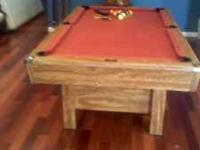Pool Table Brunswick For Sale In Virginia Classifieds Buy And Sell - 6 ft brunswick pool table