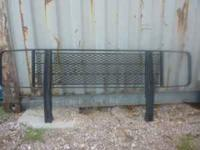 Brush Guard for 1980-86 Ford truck and Bronco, $50. .