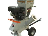 This powerful brush master chipper shredder has a 11HP
