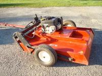 Swisher brush mower 44 in. cut briggs and stratton
