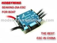 I am selling my Hobbywing Seaking 25A Brushless ESC. It