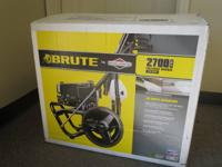 Offering all new energy washer.  New Brute 020515 2700