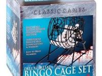 Complete Bingo Game Set with instructions Includes with