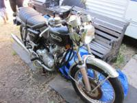 Hi there! I am looking for a BSA Norton,Triumph, or