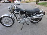 Would like to find and purchase 60's/70's BSA Norton