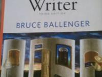 The Curious Writer 3rd Edition by Bruce Ballenger. Like