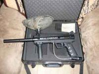 ****** Very near new BT-4 combat paintball marker, with