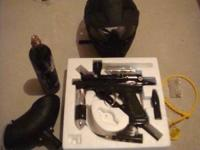 I have for sale a BTB Rebel 02 Paintball Gun.