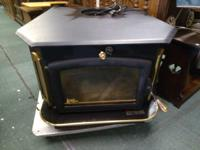 This Buck Stove was bought 10 years ago for over $2,000
