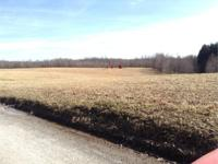 Come and build your dream home on this level land that