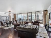 Penthouse-level stunner with incredible views. Open