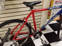 Bud Light Cannondale Aluminum Frame Comfort Bicycle 21