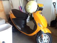2009 genuine buddy scooter 125cc 715 miles idaho falls