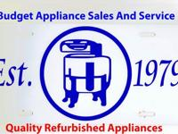 (((BUDGET APPLIANCE--SINCE-1979))) -Pre-2008 Whirlpool