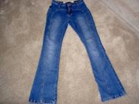 This is an authentic pair of Buffalo Jeans Size 25