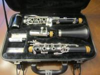 Buffett B-12 Clarinet for sale. Bought 8/2013; used for