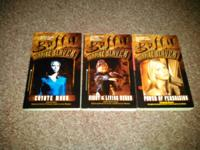 Buffy the Vampire Slayer books Coyote Moon Night of the