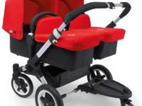 Bugaboo Donkey Twin Stroller   Twin: Twin, two children