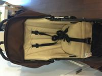 Selling bugaboo cameleon 1 with seat, basket, bassinet,