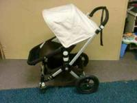 IM SELLING A BUGABOO CAMELEON IN VERY FAIR CONDITION.