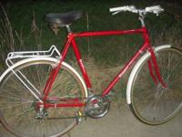 beautiful looking bike -- head turner!!! 12 speed rare