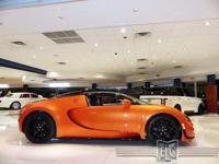 This 2012 Bugatti Veyron 16.4 Vitesse 16.4 Vitesse