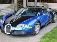 2006 Bugatti Veyron VIN: VF9SA15B06M795005 2006 North