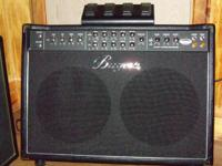 Hand built 120 watt guitar combo driven by 4- EL34