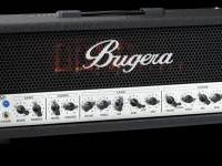 Bugera 6262 120W Guitar Amp Head in excellent condition