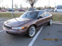 1998 Buick Century with 115,000 miles. This vehicle has