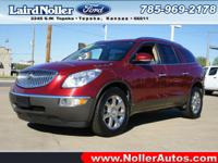 This 2009 Buick Enclave SUV is a keeper. It comes with