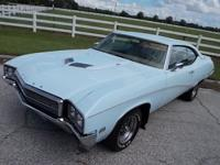 1969 Real Buick Grand Sport GS Coupe....Not a clone.