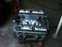 buick nailhead motor KW 425 block , came out of 1964