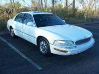 For sale by owner is a 2000 Buick Park Avenue Ultra