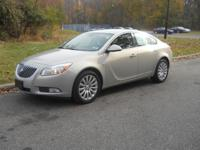 This 2011 Buick Regal CXL RL3 is offered exclusively by