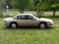 I have a 1993 Buick Regal for sale,runs good ,air