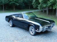 "1968 Buick Riviera ""Roadster"" w/Custom Top"