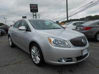 FUEL EFFICIENT 32 MPG Hwy/21 MPG City! CARFAX 1-Owner.