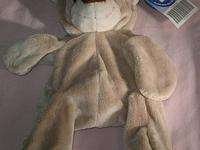 This is an unused (meaning not stuffed) Build-A-Bear