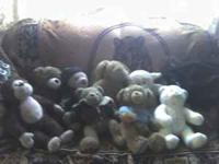 SELLING SEVERAL BUILD A BEARS FROM $3 TO $5 EACH OR