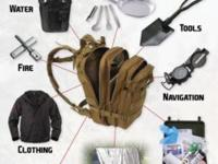Build Your Own Bug Out Bag.......Be prepared for any