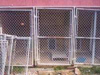 Kennel DOORS with Pipe Frames* Great Deal! Building a